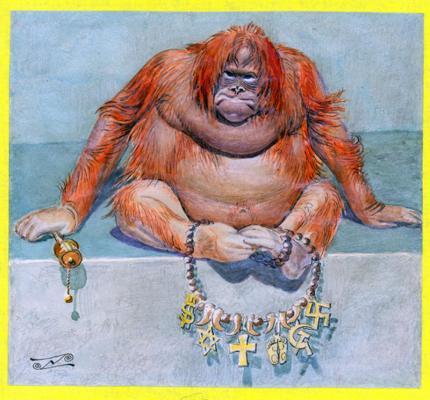 gorilla_color_with_chain - 1