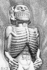 skeleton--argentina